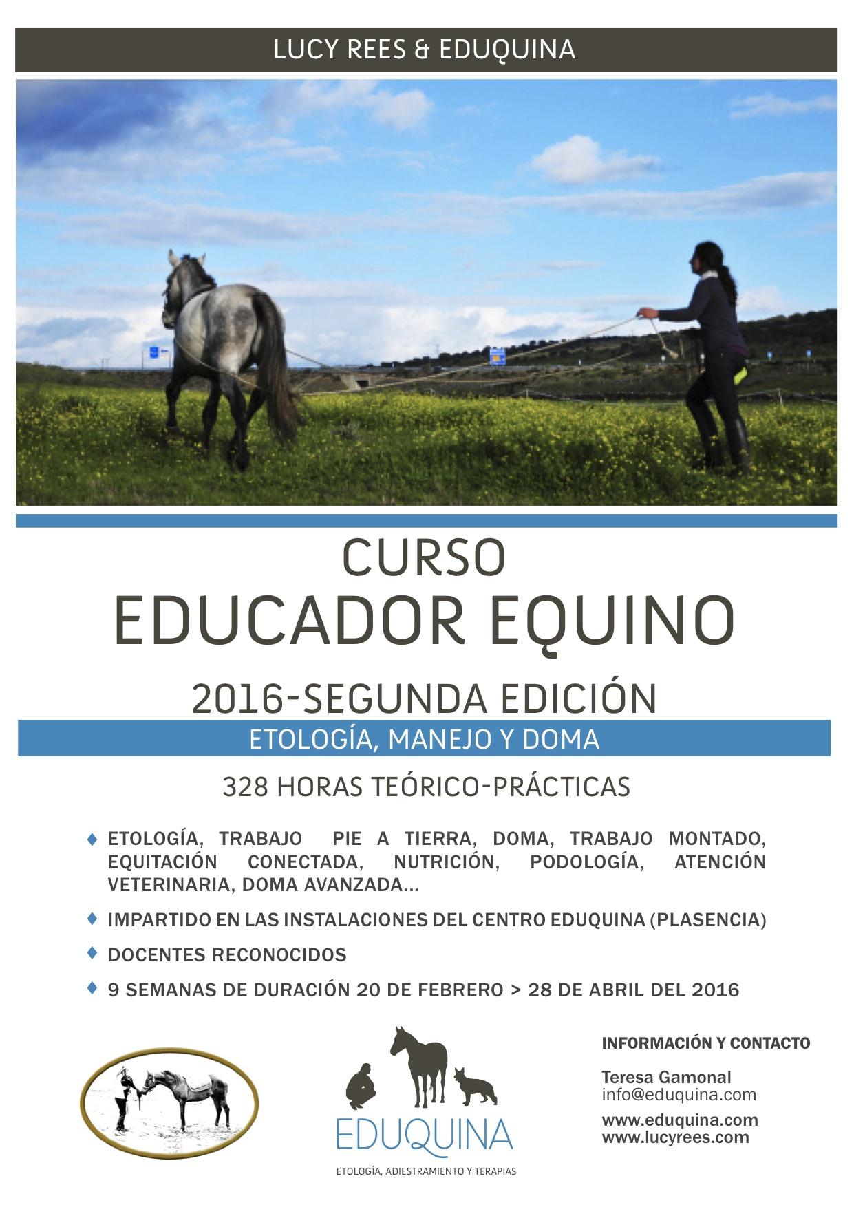 EDUCADOR EQUINO 2016