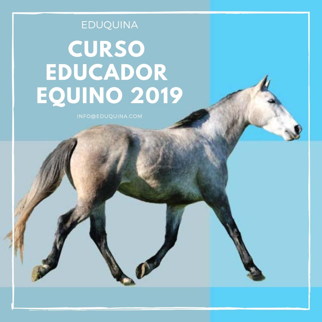 Curso de Educador Equino 2019.